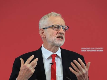 Second Brexit referendum would not be 'disastrous' says Corbyn
