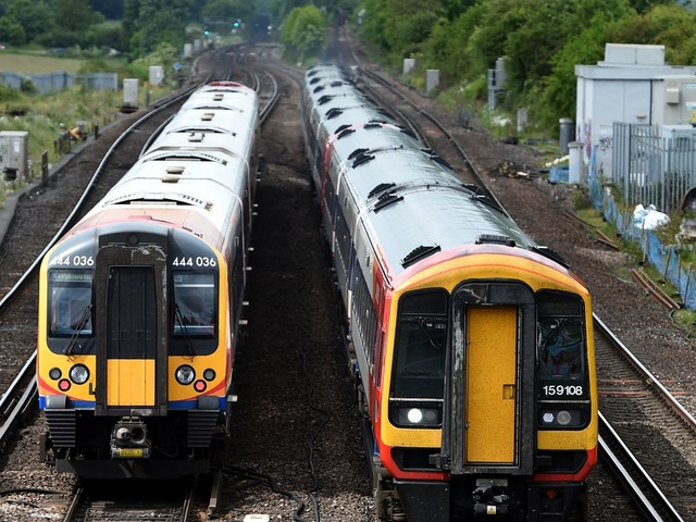 Passengers lost four million hours due to train delays in 2018