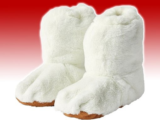 The ultimate winter buy: These microwavable slipper boots cost just $20