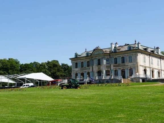 Swiss deploy army, repair villa for Biden-Putin summit