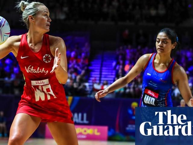 Netball World Cup: England thrash Samoa after tears shed for Guscoth