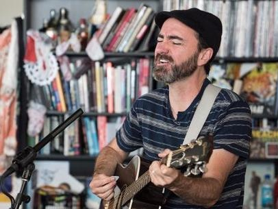 Watch The Shins' James Mercer deliver NPR Tiny Desk Concert