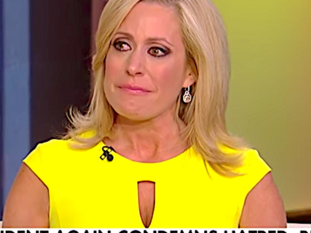 Fox News Host Cries Because Conversation On Race Makes Her 'Uncomfortable'
