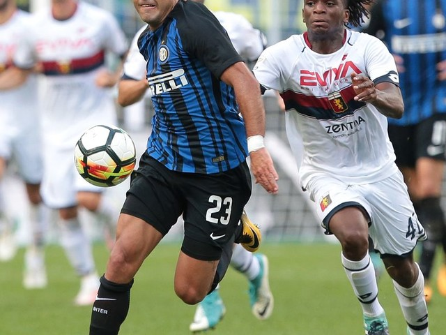 Television viewing of Serie A down