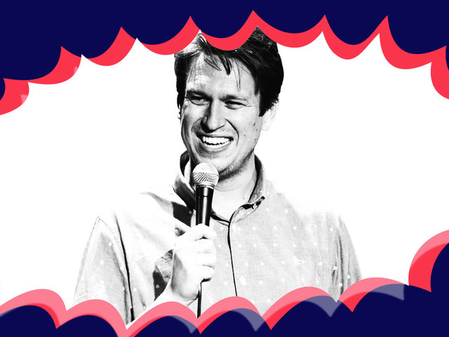 Pete Holmes on Why Stand-up Comedians Are Like Youth Pastors