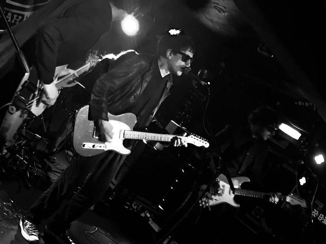 Peter Perrett: King Tuts, Glasgow 22/5/19 – live review