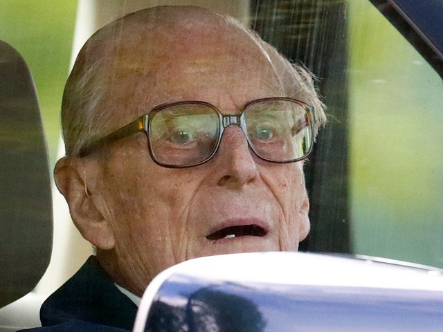 97-year-old Prince Philip had a replacement car delivered the day after his accident amid calls for him to stop driving