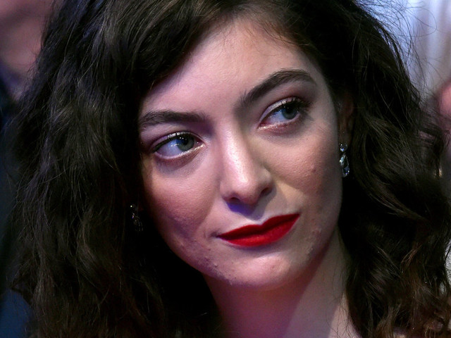 What Lorde And Other Adult Acne Sufferers Want You To Stop Saying
