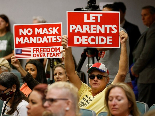 Florida's new surgeon general opposes masks and vaccine mandates