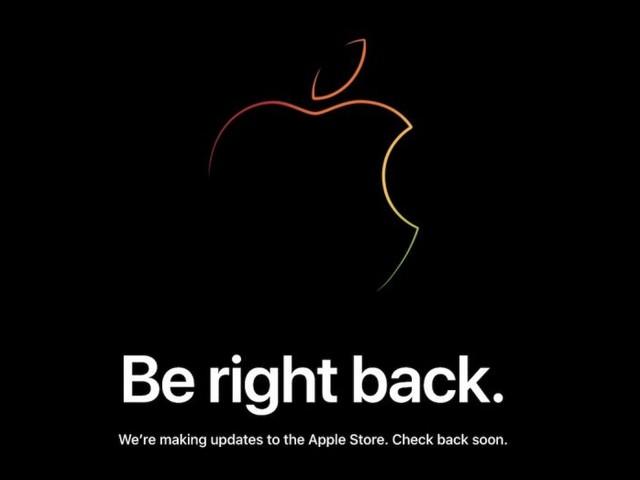 Apple's Online Store Down Ahead of iPhone XR Pre-Orders