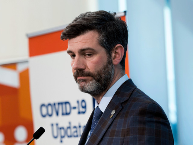 'One of the best': Edmonton's 41-year-old, two-term mayor Don Iveson to step down next year