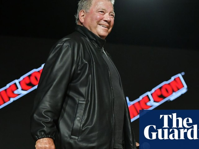William Shatner's Blue Origin launch into space delayed due to weather
