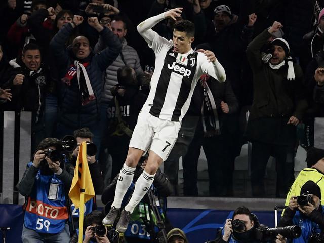 Not an April Fools' joke... Cristiano Ronaldo is linked with a sensational return to Man Utd