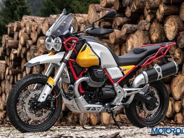 Moto Guzzi Reveals Production Ready V85 TT