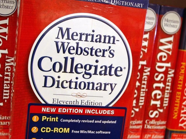 Nonbinary pronoun 'they' named Merriam-Webster's word of the year - CNET