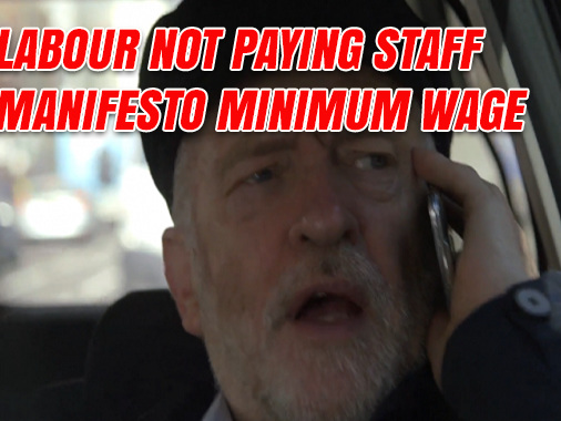 Labour Call Centre Staff on 12 Hours a Week Get 30p Pay Rise