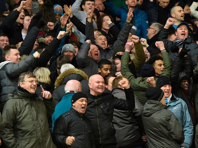 Man City fans have a hilarious new chant for Jose Mourinho and Manchester United