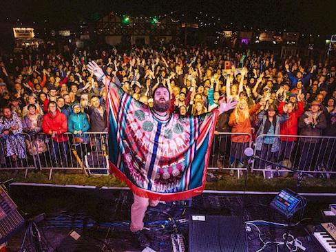 Sing, Cuckoo! Sing, Cuckoo! Green Man Festival Reviewed