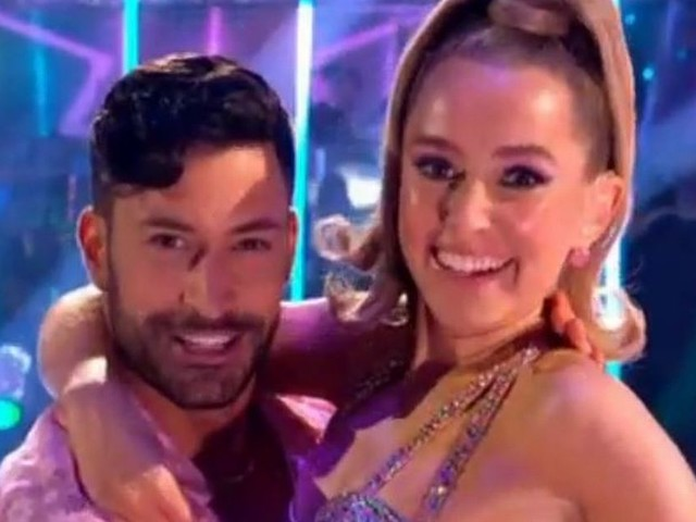 EastEnders star moves co-star to tears with her first Strictly dance