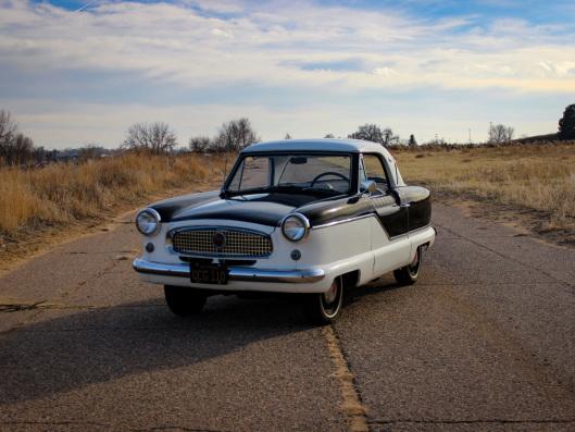 Rare Rides: A Microscopic American Motors Metropolitan From 1962