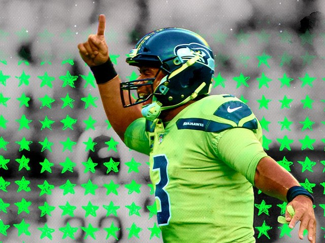 This might be Russell Wilson's MVP year, FINALLY