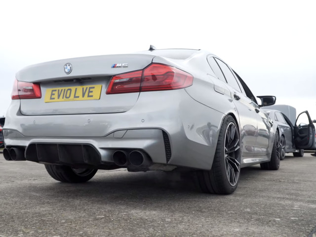 VIDEO: Evolve Automotive gets their BMW M5 to 200 mph