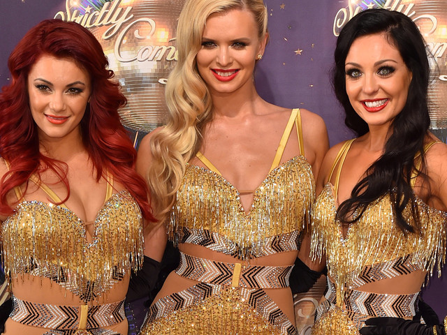 'Strictly Come Dancing' 2017: Who Are The New Professional Dancers? Introducing Dianne Buswell, Nadiya Bychkova And Amy Dowden...