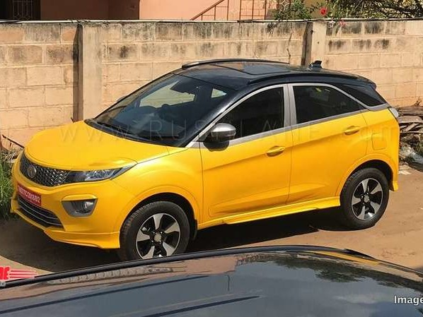 Tata Nexon owner spends Rs 5 lakh on modification – Here is the result