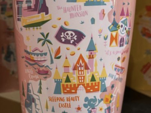 PHOTOS: Celebrate Disneyland with These New Starbucks Mugs and Ornaments!