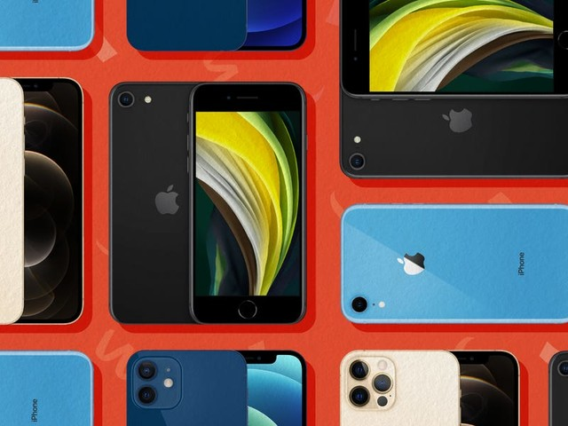 The best iPhone deals happening right now, including 50% off the iPhone 12 Mini with a new line at AT&T