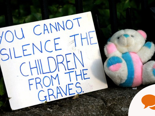 Child Protection: The failure to publish the report into Mother & Baby Homes is part of a continued cover-up