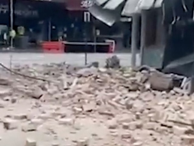 Melbourne rocked by 6.0 magnitude earthquake as thousands left without power