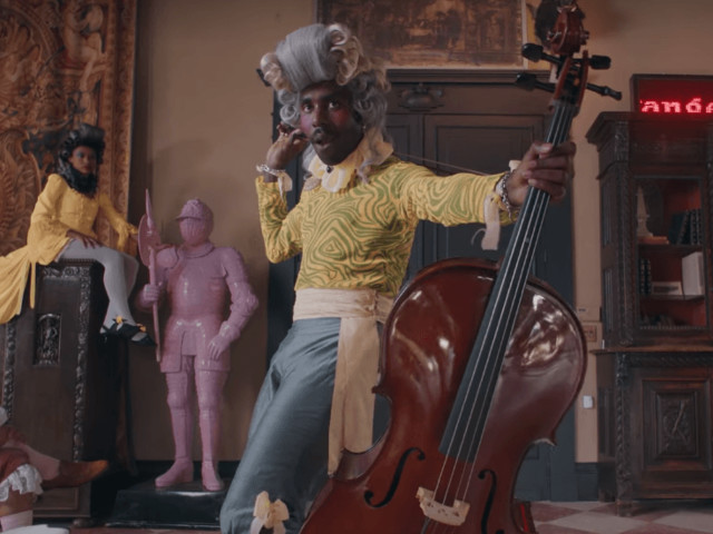 Dev Hynes is a French aristocrat in new Blood Orange video Benzo