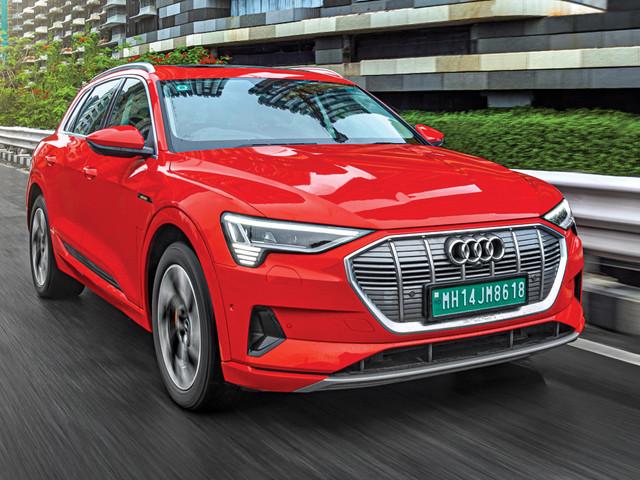 Review: Audi e-tron 55 quattro review, road test