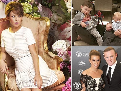 Coleen Rooney reveals what life is like living with hubbie