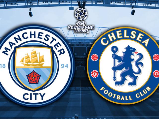 Man City vs Chelsea - live Champions League final updates