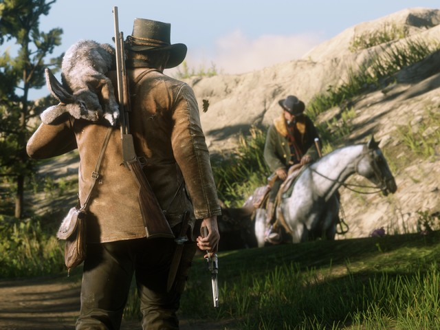 Red Dead Redemption 2 hunting guide – legendary animal locations, all standard animals, and tactics