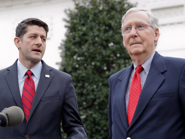 The one trick the GOP had to make its tax bill look good failed spectacularly