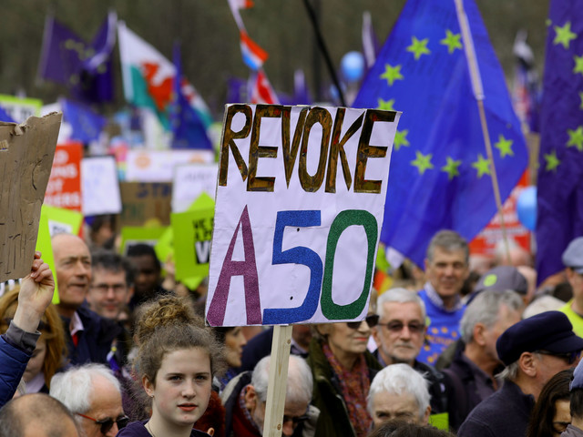 Can the Revoke Article 50 petition change the course of Brexit?
