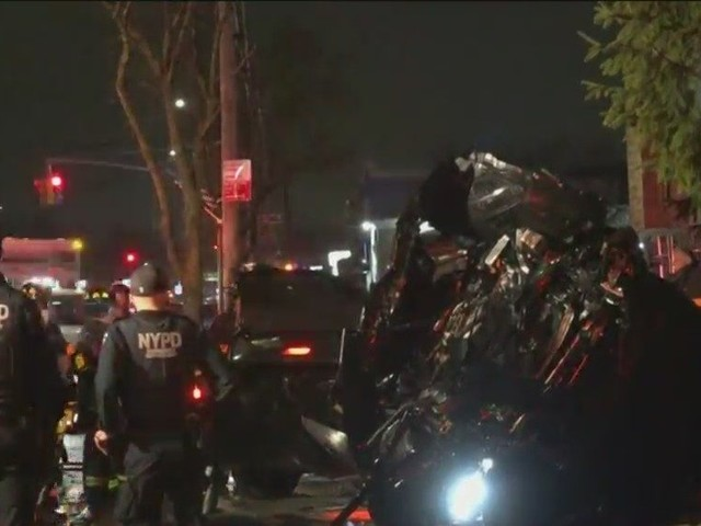 Suspect Arrested In Christmas Eve Lamborghini Crash That Killed Queens Woman