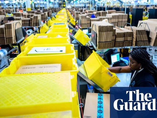 The outcry over deaths on Amazon's warehouse floor
