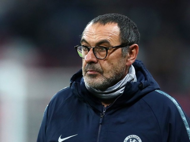Sarri still looking for mental sharpness, consistency on the pitch from Chelsea