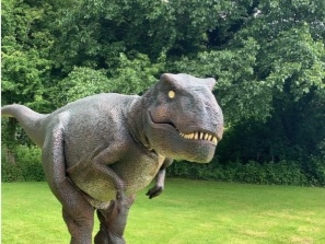 Zoo thanks quick-thinking staff for saving Dino Day at last minute