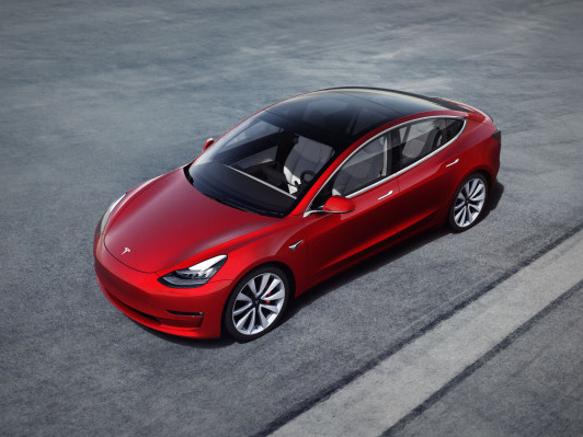 The Tesla Model 3 is finally approved for European roads