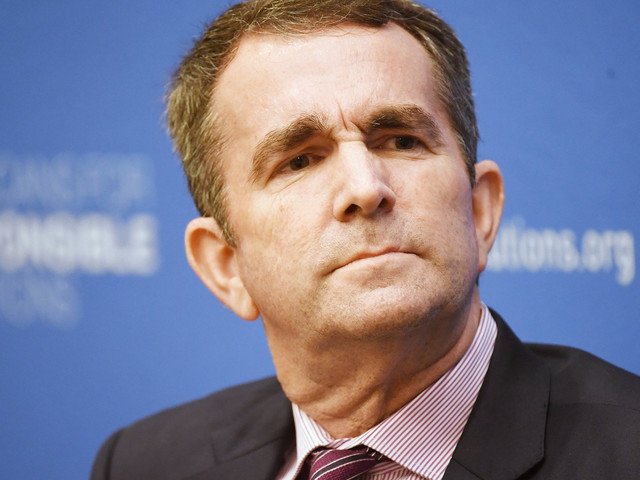 Ralph Northam Rejects His 'Family's Heritage' Over Monuments, VA GOP Charges