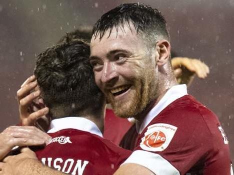 Aberdeen 4-2 Hamilton: Ryan Edmondson scores twice as Dons go third