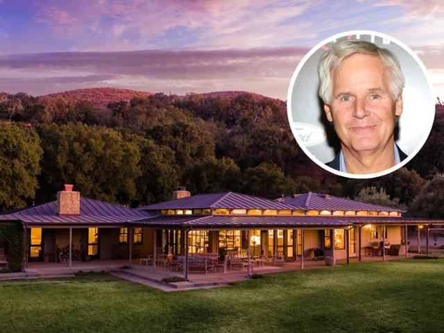 'X-Files' Creator Chris Carter Unloads 130-Acre Santa Ynez Ranch