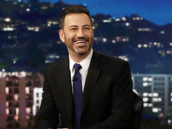 Jimmy Kimmel Says It's Late Night's Job to Talk Mass Shootings Because 'Nobody Is Doing Anything About It at All'