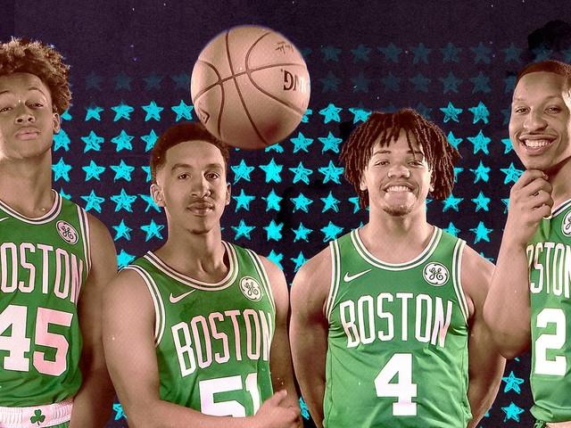 The Celtics draft class already looks like a steal