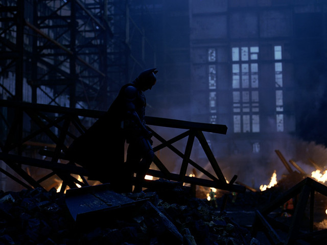 The Dark Knight trilogy to return to the big screen for special BFI IMAX event
